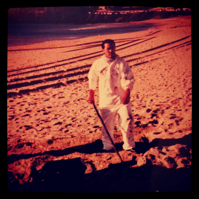 Sanxenxo, invierno 2003